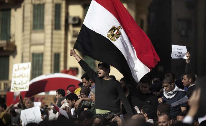 Revolutions in Egypt