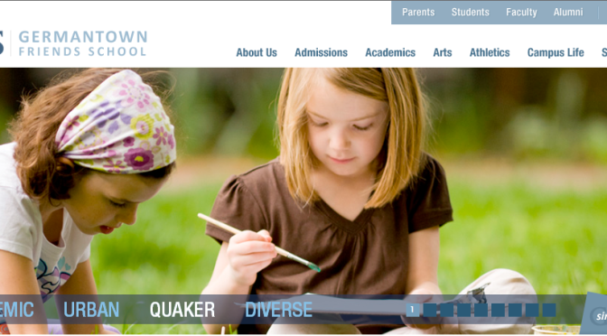 The New GFS Website