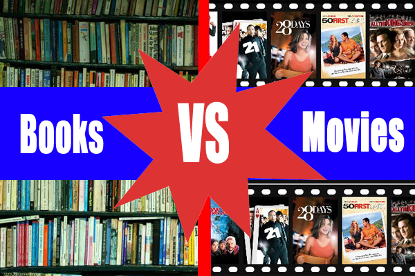 Books vs movies essay