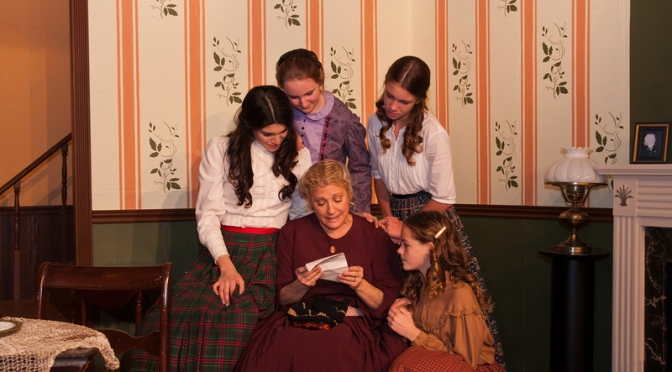 Little Women Comes Alive in East Falls Production