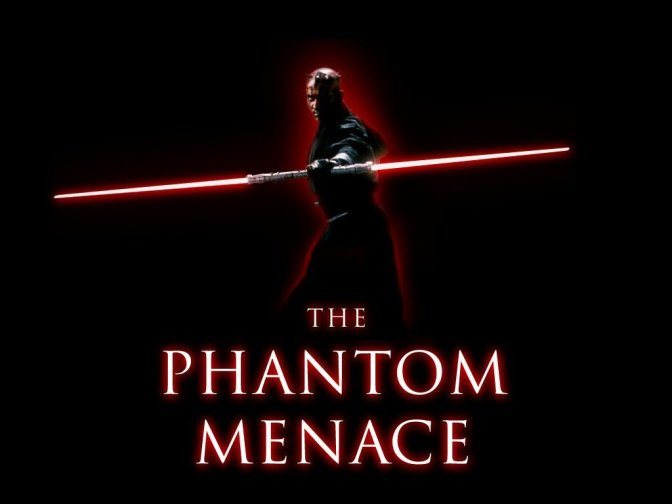 Phantom Menace Review