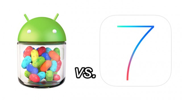 New iOS 7 Features Very Similar to ANDROID 4.3 Jellybean.