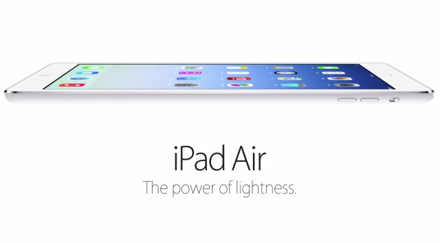 iPad Air: Light or Laughable?