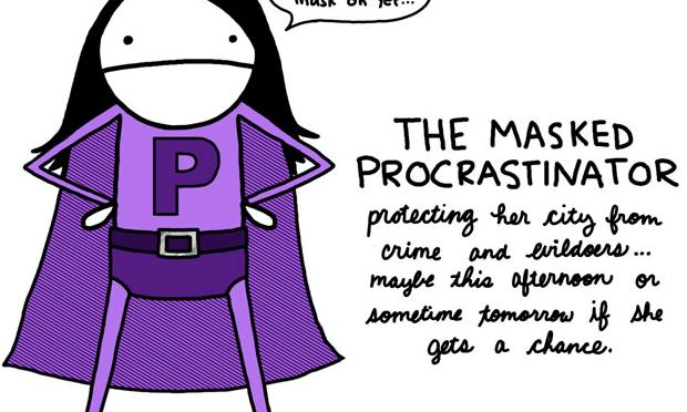 Don't Knock Procrastination