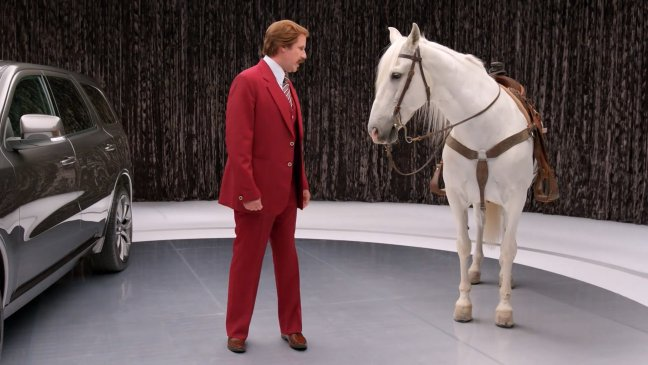 Burgundy Fatigue: The Problem with the Anchorman 2 Ads