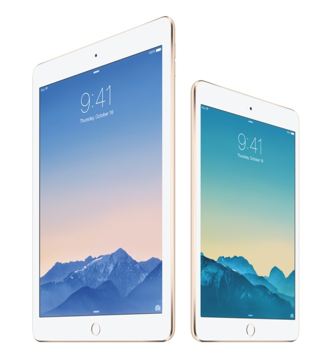 Two New iPads Review