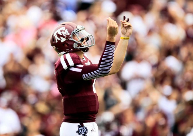 Johnny Manziel: The Greatest NFL Player of All Time?