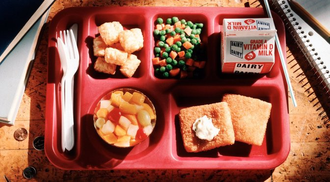 Healthier School Lunches?