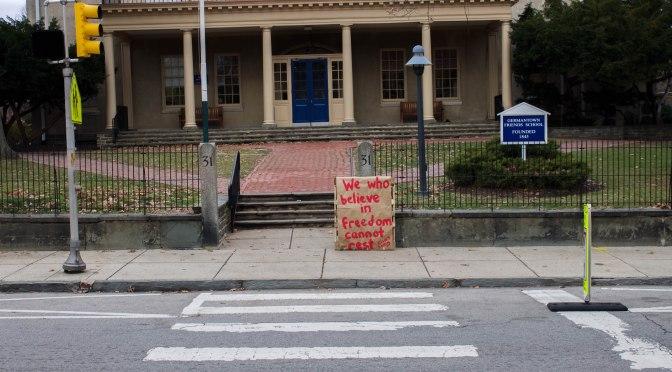 Ferguson: A GFS Response