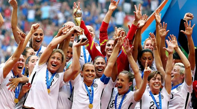 We Are The Champions: USA!