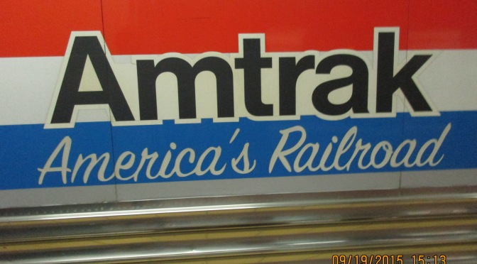 Amtrak Train Day