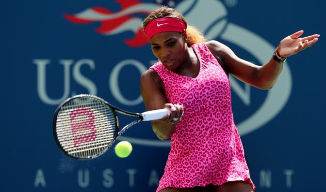 A Star Falls: Serena Williams in the U.S Open