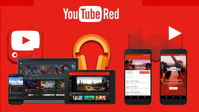 YouTube Red: Washing Away Equality?