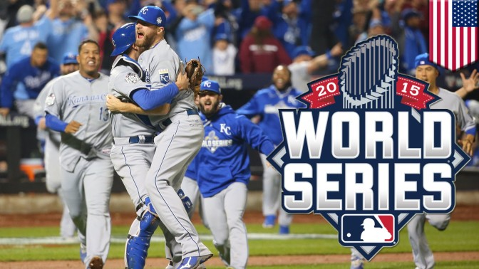 Royals Capture 1st Title in 30 Years