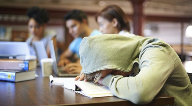 Teenagers and the Roadblocks to Getting More Sleep