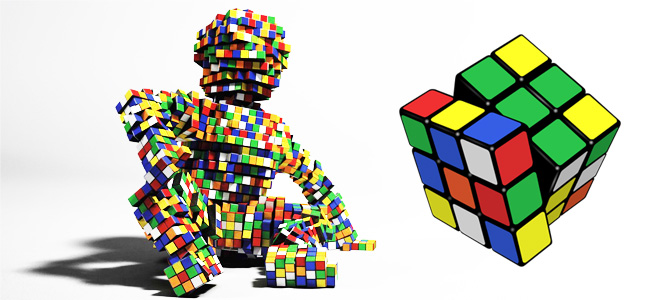 Rubik's cubes: the phenomenon