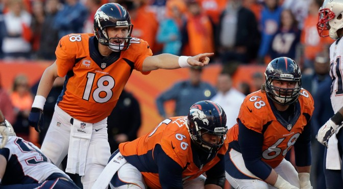 Peyton Manning: Going Out Strong