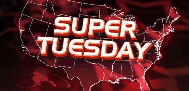 Super Tuesday!