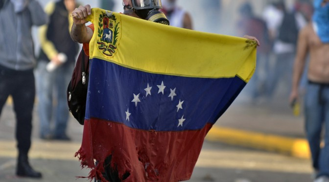 Venezuela Erupts into Protests