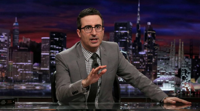 Review: Last Week Tonight