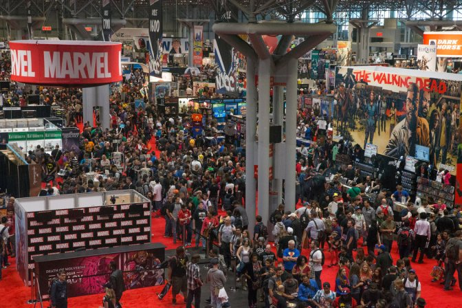 A Beginner's Guide To Comic Con