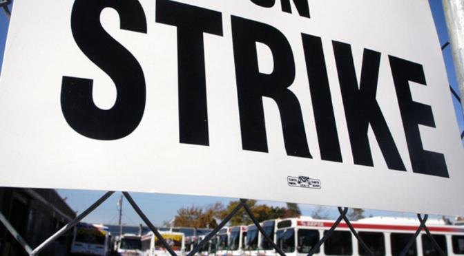 SEPTA Strike Strife