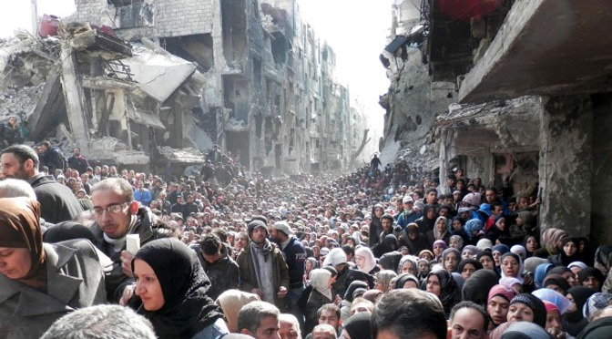 Should America Accept Syrian Refugees?