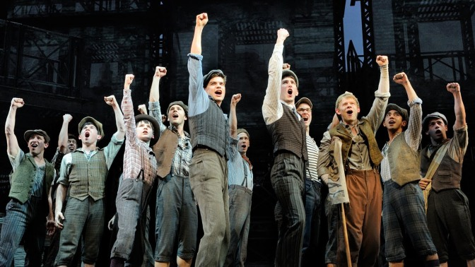 Thoughts On Newsies