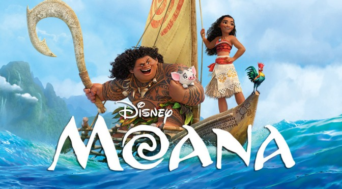 Moana: The New Disney Princess