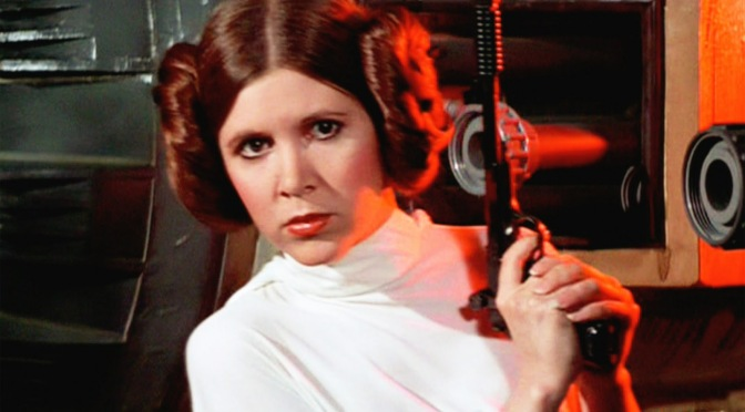The Death of Carrie Fisher
