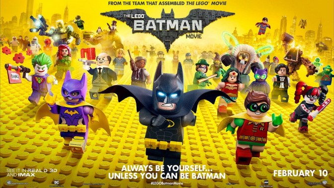 Is Lego Batman the Best Batman?