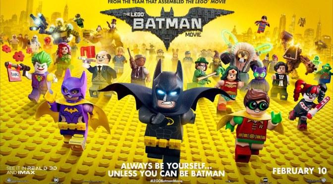 Is Lego Batman the Best Batman?