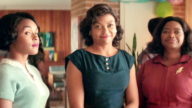 Hidden Figures Tops The Box Office