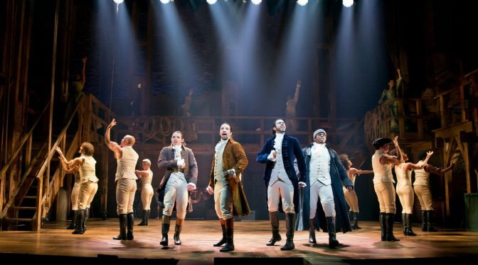 Hamilton: A Revolutionary Musical