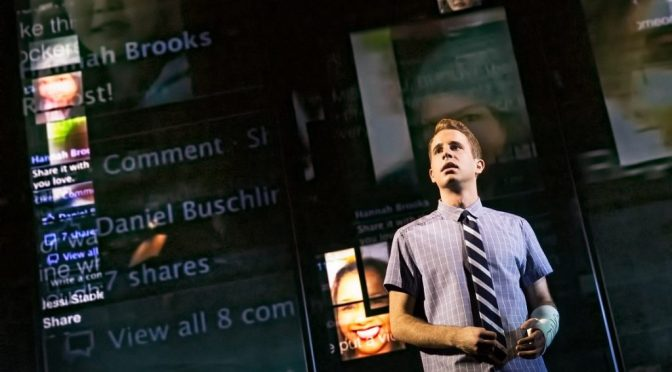 Dear Evan Hansen: A Musical in the Age Of Cyberbullying and Suicide