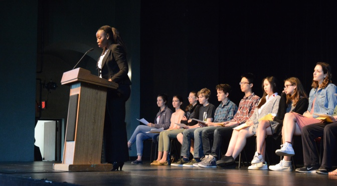 A First Person Account of the Writers' Assembly