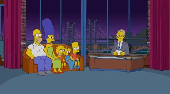 "Is ""The Simpsons"" Becoming Repetitive?"