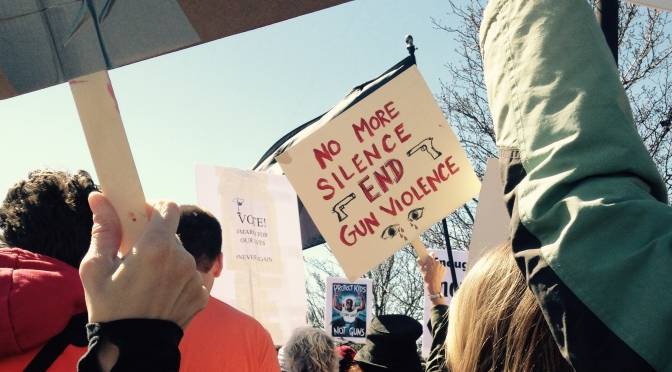Editorial on School Shootings: Are We Next?