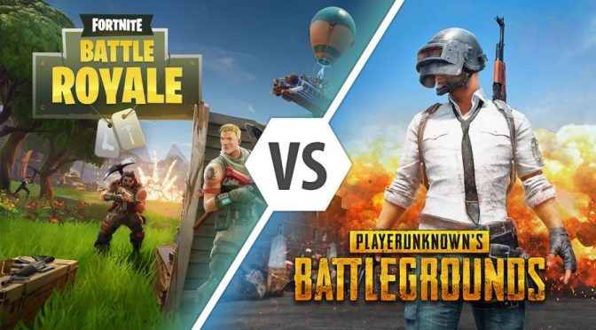 Fortnite vs. PUBG | Which One is Better?