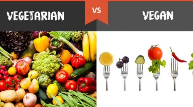 Vegetarians vs Vegans