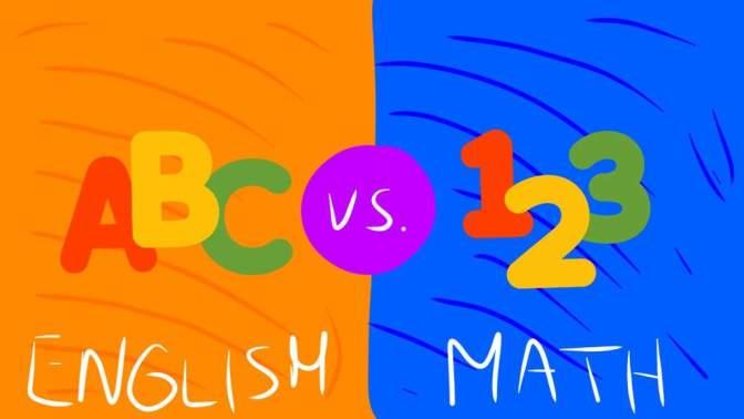 ABC or 123: Arts vs. Sciences