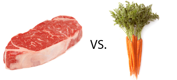 The meat debate